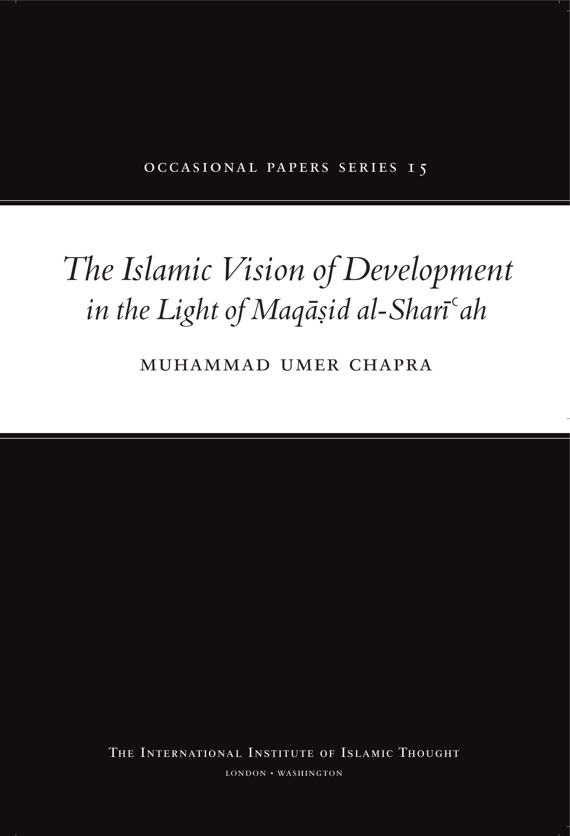 the relation of maqasid al shariah Maqasid al shariah in finance in customary matters and relations among people beyond the level of the 11 16 maqasid al-shari'ah in the prohibition.